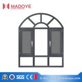 Алюминиевое окно Casement для веранды сделанной в Китае