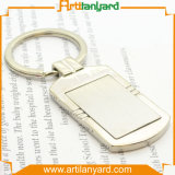 Metal relativo à promoção Keychain da liga do zinco do projeto do cliente