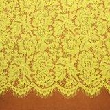Tessuto del merletto del tessuto del ricamo per usura di donne