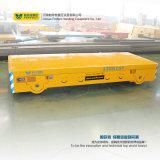 Solução do transporte de carga do trilho de Bdg-25t para transportar a tubulação do metal