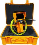 système tenu dans la main d'appareil-photo d'inspection de 30m avec l'émetteur 512Hz et le DVR