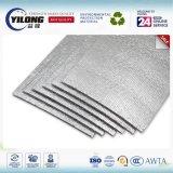 Hoja de papel de aluminio reflectante de aislamiento de espuma