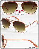 Красочные металлические солнечные очки для детей (WSM612181)