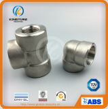 ASME B16.11 Stainless Steel Sw Elbow Socket Weld Elbow (KT0572)