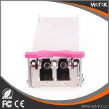 Producto óptico compatible de la red de los transmisores-receptores XFP 1550nm los 40km de fibra de Cisco XFP-10GLR-OC192IR-C
