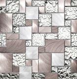 建築材料のステンレス鋼のモザイク