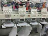 Машина вышивки работы вычислительной машины 4 головок для вышивки тенниски крышки с 12 ценами высокого качества игл