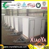 Dois quartos pré-fabricados Mobile Trailer Toilet público (XYT-01)