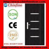 Porte en acier extérieure de garantie (CF-128)