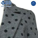 A Longo-Luva Gira-Para baixo o revestimento de aquecimento da forma dos bolsos da tecla de colar