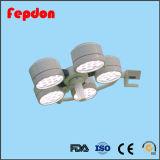 Lamp van de dubbele LEIDENE van het Plafond de Chirurgische Kliniek van het Ziekenhuis (YD02-LED3+5)