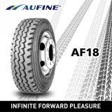 TBR Aufine pneus de camiões radial com Nom México.