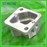 O CNC fêz à máquina as peças, material, produção personalizada revestimento