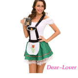 Oktoberfest Costume Hoffbrau 섹시한 숙녀