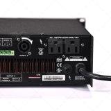 Amplificador profesional de la clase HD Digitaces del poder más elevado de Xti 6000