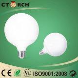 Lâmpada LED Ctorch G80 13W de elevada eficiência com marcação CE/certificado RoHS