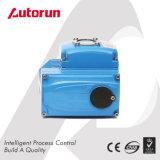Azionatore elettrico della lega di alluminio del fornitore di Wenzhou