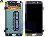Lcd-Screen-Abwechslung für Rand der Samsung-Galaxie-S6, für Rand-Bildschirm LCD-Bildschirmanzeige der Samsung-Galaxie-S6