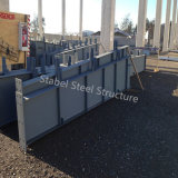 Almacén ligero de la estructura de acero para Colombia