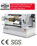 Lámina para gofrar caliente que raja y máquina el rebobinar (GY640)
