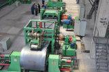 Tira de aço automática de alta velocidade cortada à linha máquina do comprimento