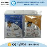 使い捨て可能な緊急の携帯用小便袋