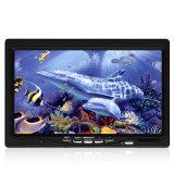 Os peixes mais TV monitor LCD a cores de 7 polegadas e câmara localizador de peixes debaixo de água