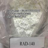 Stéroïde oral Rad140 de Sarms de première pente pour le culturisme CAS 1182367-47-0