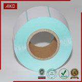 Papier thermosensible imperméable à l'eau pour le constructeur sur un seul point de vente
