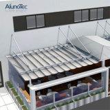 Het vrije Bevindende Intrekbare Systeem van de Pergola van het Aluminium van het Dak
