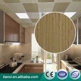 Panneaux de plafond en plastique en bloc de PVC T&G de production pour le plafond de murs