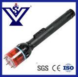 多機能の懐中電燈の警察はアラーム(SYSG-196)が付いているスタン銃を
