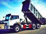 Carro de volquete del uso de la mina de China FAW 6X4 340HP los 5.8m