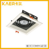 7W COB LED Grille Spotlights voor Artwork Lighting