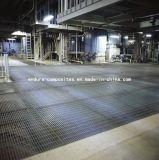 GRP/fibra de vidro para ralar ambiente corrosivo