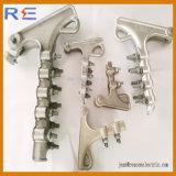 Serie Nll Aleación de aluminio Abrazadera de extremo sin fin
