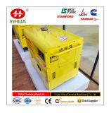 China 186 Series Engine, 5kw refroidi par l'air Small Home Used Portable Diesel Generator
