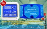 4-draad het Digitale Automatische Verre Controlemechanisme van de Temperatuur van de Rol van de Ventilator Eenheid Getelegrafeerde Controles Verdeelde