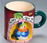 مضحكة رسم متحرّك عالة [3د] منتج حجريّ فنجان خزفيّ يشخّص إبريق