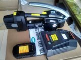 Draagbare HandPP/Pet die op batterijen Machine vastbinden