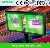 Örtlich festgelegte variable Höchstgeschwindigkeit-elektronische Meldung zentriert Verkehrszeichen-Hersteller-Stadium P4 LED