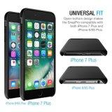 couverture dure de Choquer-Absorption lourde de cas de Maxboost Snappro de l'iPhone 7