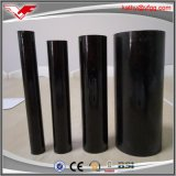 Il nero laminato a caldo saldato intorno al tubo d'acciaio