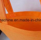 Польностью автоматическая Non-Woven машина мешка Lr-Dt600 и ручки интегрированный