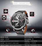 De Waterdichte Horloges van de Luxe van mensen (50006)