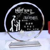 Trophée de récompense de plaque de gravure de laser de mode