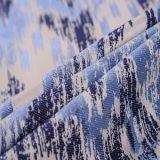 Neues Farben-Polyester-Jacquardwebstuhl-Gewebe des Garn-2017 für Sofa und Vorhang