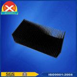 Disipador de Calor Anodizado Hecho de la Aleación de Aluminio 6063