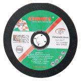 7 ' (180X3.0X22.2) comprimiram a roda da estaca para o abrasivo de pedra com certificados do MPa