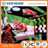 Visualizzazione esterna completa di colore SMD LED di alto contrasto grande